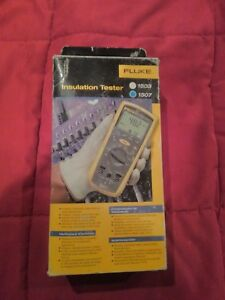 Fluke 1507 Digital Multimeter Insulation Resistance Tester New In Box Never Used