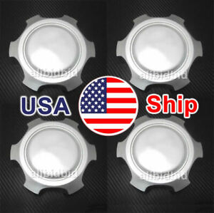 4 Pcs 15 16 Rims Wheel Center Caps 6 Lugs For Toyota 4runner Tacoma Tundra