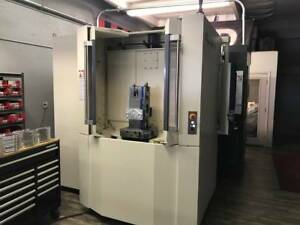 2017 Makino A51nx Low Hours 14k Spindle 60 Atc Twin Pallet Tsc Rigid Tap