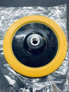 Dewalt 7 Backing Polisher Hook Loop Pad Fits Makita milwaukee Etc N092491