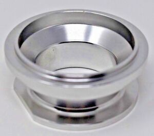 Billet Cnc Aluminum Blow Off Valve Adapter Flange For Tial 50mm Bov To Hks Ssqv