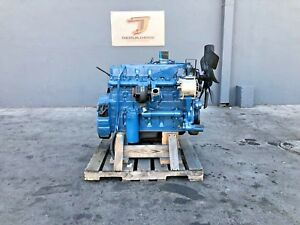 2003 International Dt466e Diesel Engine Fam 3nvxh0466ana 7 6l Model Ch215