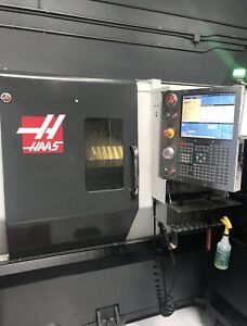 2014 Haas St 35 With 15 Chuck Hyd T s Presetter Chip Conveyor Video
