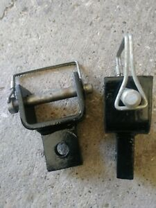 Tow Bar Adapter Brackets 2x