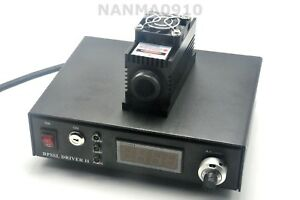 100mw 1064nm Infra red Laser Module Tec Ttl analog 85 265v Power Supply