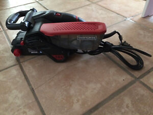 Craftsman 7A (Amp) 3X21 Inches BELT SANDER Tool Power Variable Speed Corded