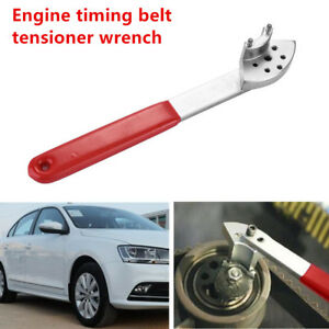 Excellent Car Engine Timing Belt Tension Pulley Wrench Tool Fit For Vag Vw Skoda