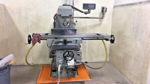 Sharp Uh3 Horizontal Milling Machine Year 2008 Video Available Over 45k New