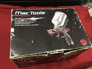 Mac Tools Sg1300 13 1 3mm Hvlp Gravity Fred Spray Gun