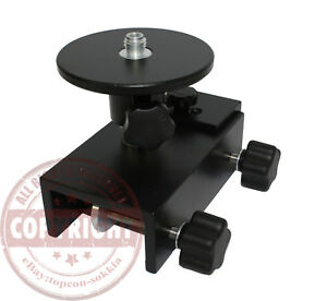 Batter Board Clamp Bracket For Laser theodolite topcon spectra trimble seco