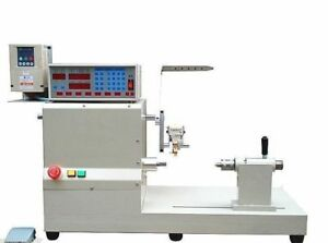 Computer Fully Automatic Coils Winder Winding Machine With Large Baseboard U