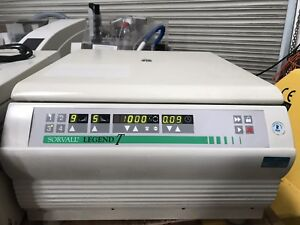 Sorvall Legend T Centrifuge With Rotor And Buckets