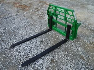 John Deere Tractor Attachment 60 Pallet Forks 600 700 Series Ship 199