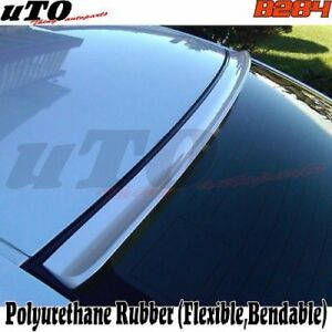 Painted Brs Style Rear Roof Window Spoiler Wing For 2013 17 Honda Accord Sedan