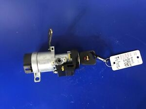 2001 Jaguar S Type Ignition Switch With 1 Keys Oem Si 312372