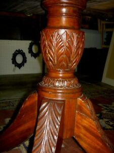 Duncan Phyfe Federal Classical Mahogany Breakfast Table Antique New York C 1815