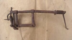 1928 Ar Model A Ford Throttle Gas Pedal Assembly Original Early