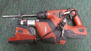 Hilti Te 4 a22 22v Cordless Hammer Drill With 2 Battery And Case kit