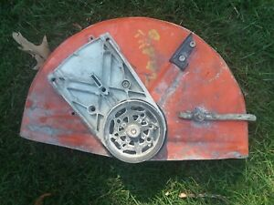 Stihl Ts420 Ts 420 14 Gas Powered Concrete Cut off Saw Cutting Head
