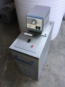 Vwr Polyscience 812 Analog Refrigerated Heated Recirculating Chiller