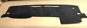 2016 2017 2018 2019 Toyota Tacoma Dash Cover Black Velour