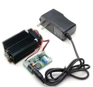 808nm 1w High Power Ir Infrared Laser Module 1000mw W 12v Adapter square Dot