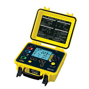 Aemc 6471wp Multi function Ground Tester 213548