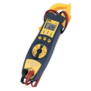 Ideal 61 704 Clamp Meter W trms ncv shaker