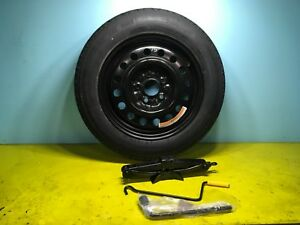 Compact Spare Tire With Jack Kit Fits 2013 2014 2015 Honda Accord Hybrid