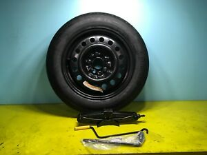 Compact Spare Tire With Jack Kit Fits 2013 2014 2015 Honda Accord