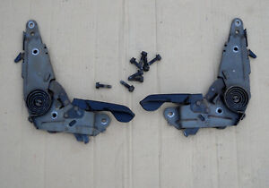 83 84 85 86 87 88 Monte Carlo Grand National Cutlass Recline Hinges Bucket Seat