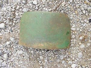 John Deere A Tractor Jd Clutch Belt Pulley Cover Guard