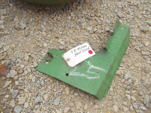 John Deere 420 W 420w 40 Tractor Jd Engine Motor Heat Shield Cover Panel