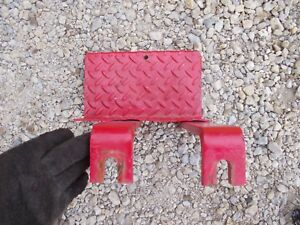 Massey Harris 33 Tractor Mh Step Bracket To Get On Tractor