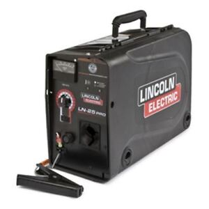 Lincoln Electric Ln 25 Pro Wire Feeder Portable Welder K2613 5