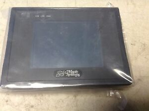 Maple Systems Hmi520t Silver Series 12 24 Vdc Touch Operator Screen