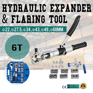 Universal Hydraulic Expander And Flaring Tool 5 22 Mm Fuel Line Sheet Hole