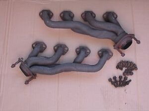 1987 1993 Mustang 5 0 Factory Stock Headers Gt Lx Saleen 302