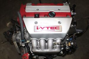 Honda Civic Ep3 Jdm K20a Type R I Vtec Engine K20 Motor Long Block Japanese Used