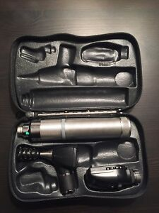 Welch Allyn Otoscope And Ophthalmoscope Set Great For Fnp Or Pa Rotations