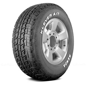 Kenda Set Of 4 Tires Lt265 75r16 Q Klever A T Kr28 All Terrain Off Road Mud