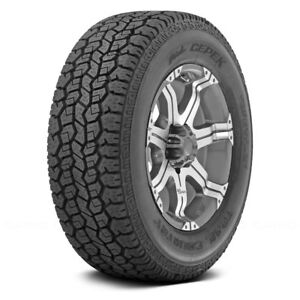 Dick Cepek Set Of 4 Tires Lt265 75r16 Q Trail Country