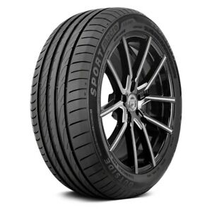 Lexani Set Of 4 Tires 235 45r17 W Lx 307 Summer Performance