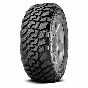 Patriot Set Of 4 Tires Lt265 75r16 Q Mt All Terrain Off Road Mud