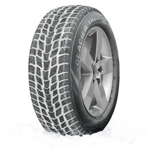 Mastercraft Set Of 4 Tires 185 65r14 T Glacier Trex Winter Snow