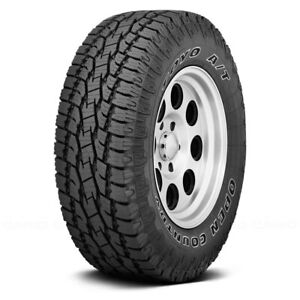 Toyo Set Of 4 Tires Lt245 75r16 S Open Country A T 2