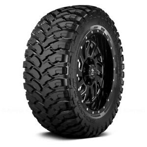 Rbp Set Of 4 Tires Lt35x12 5r24 Q Repulsor M T All Terrain Off Road Mud