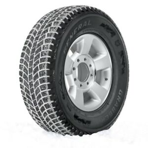 General Set Of 4 Tires 265 70r17 T Grabber Arctic Winter Snow Truck Suv