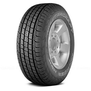 Mastercraft Set Of 4 Tires 235 70r16 T Courser Hsx Tour All Season Truck Suv