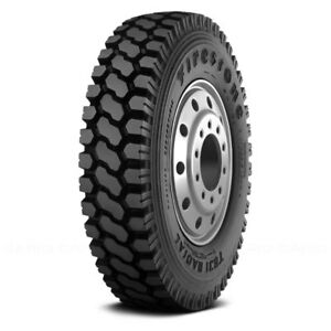 Firestone Set Of 4 Tires 42x11r22 5 G T831 All Season Commercial hd